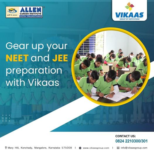 Best JEE Coaching in Mangalore